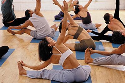 Hatha yoga,Santa Fe