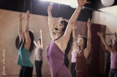 dance at Body in Santa Fe, NM