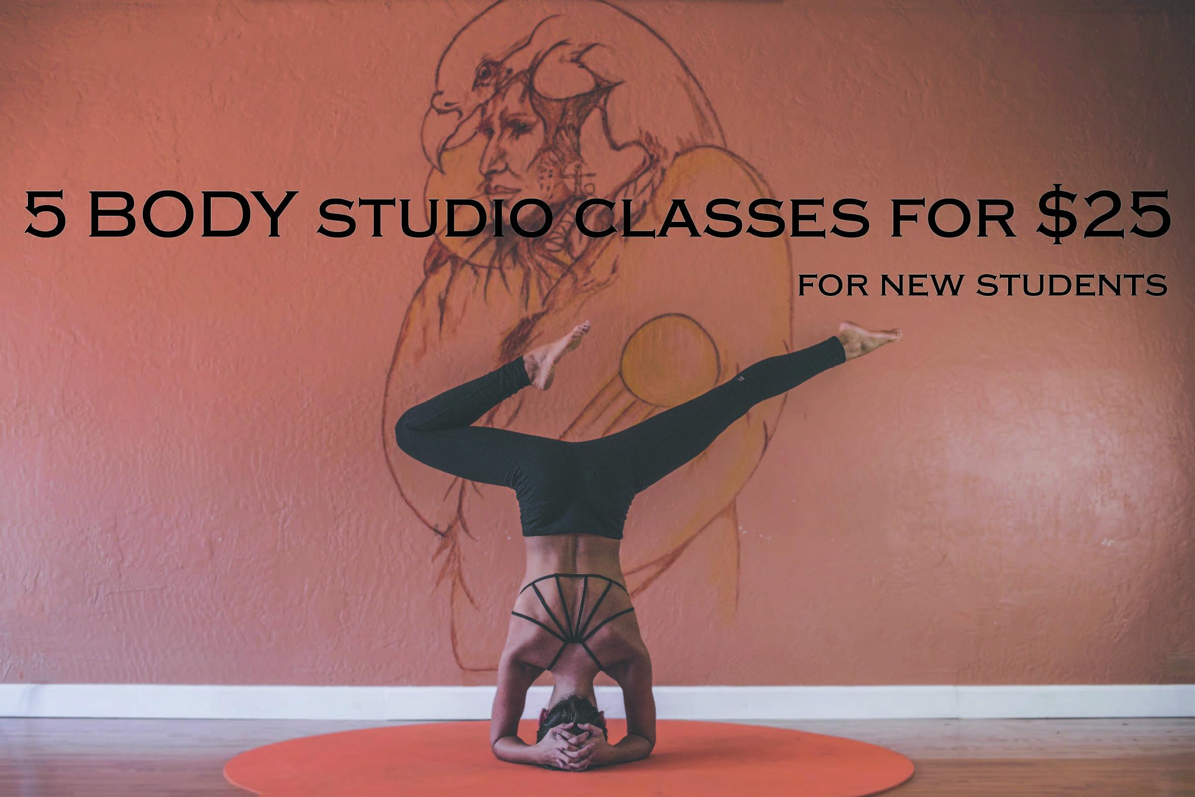 June yoga sudio promo
